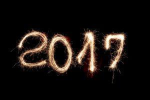 Bonne année 2017 wiges