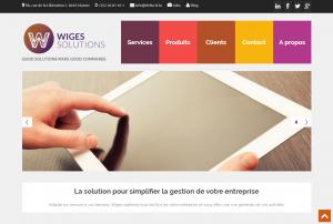 Nouveau site Wiges